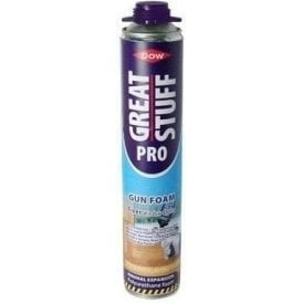 Dow Great Stuff Pro Gun Foam Fixer - Window and Doors 750ml