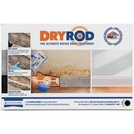 Dryrod Damp Proofing Rods