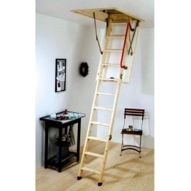 Eco S Line Timber Loft Ladder 345345