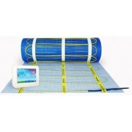 Electric Underfloor Heating Matting 6m2 (150w/m2)