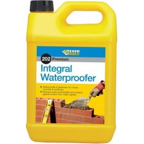 Everbuild 202 Integral Liquid Waterproofer 5L