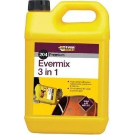 Everbuild 204 Evermix 3 in 1 5L