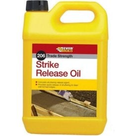Everbuild 206 Strike Release Oil 5L