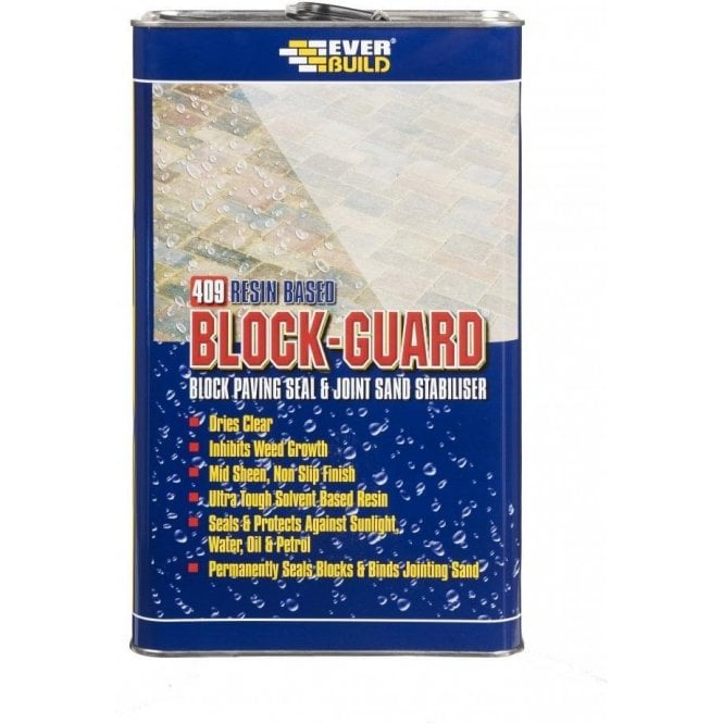 Everbuild 409 Block Guard 5L