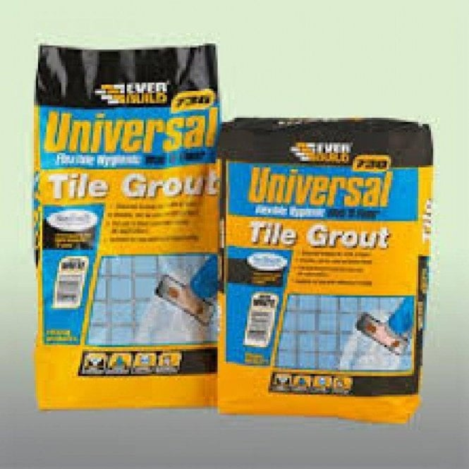 Everbuild 730 Universal Flexible Grout Anthracite 5KG