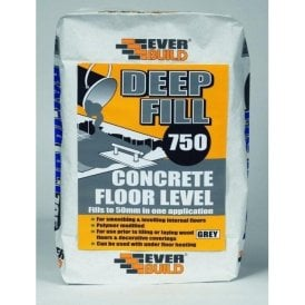 Everbuild 750 Deep Fill Floor Compound 20kg