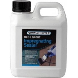Everbuild After Tile - Tile & Grout Impregnating Sealer 1L