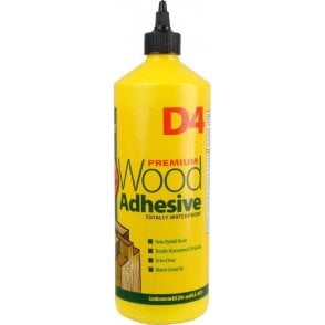 Everbuild D4 Wood Adhesive 1L - D41