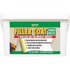 Everbuild Filler Coat 5L