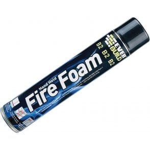 Everbuild Firefoam B2 Hand Held 750ml - B2FIREHAND