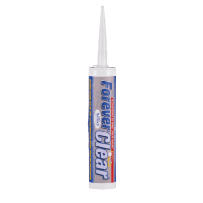 Everbuild Forever Grey Silicone Sealant