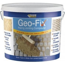 Everbuild Geo-Fix Jointing Compound Grey 20kg