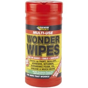 Everbuild Multi-Use Wonder Wipes Trade Tub (100 wipes)