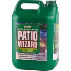 Everbuild Patio Wizard Concentrate 5L
