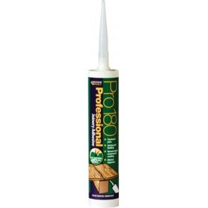 Everbuild PRO180 Professional Joinery Adhesive Beige 300ml