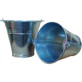 Galvanised Bucket 13L