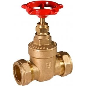 Gate Valve 15mm CxC BS 5154