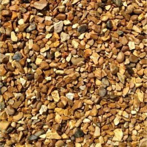 Golden Gravel 10mm 25kg Bag