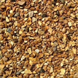 Golden Gravel 20mm 25kg Bag