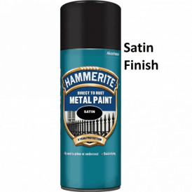 Hammerite Metal Paint Aerosol 400ml - Satin