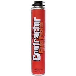 Hansil Contractor Gun Foam 750ml (Gun Application)