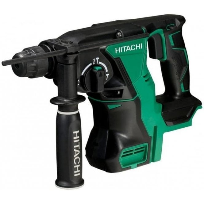 Hitachi 18v Cordless SDS-Plus Hammer Drill Brushless (Body Only) DH18DBL/J4