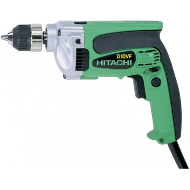 Hitachi D10VF/J6 10mm Rotary Drill 240v