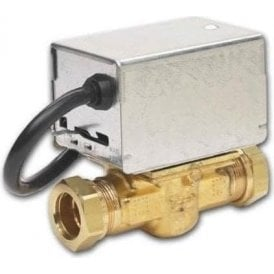 Honeywell V4043H 2 Port Motorised Zone Valve 28mm