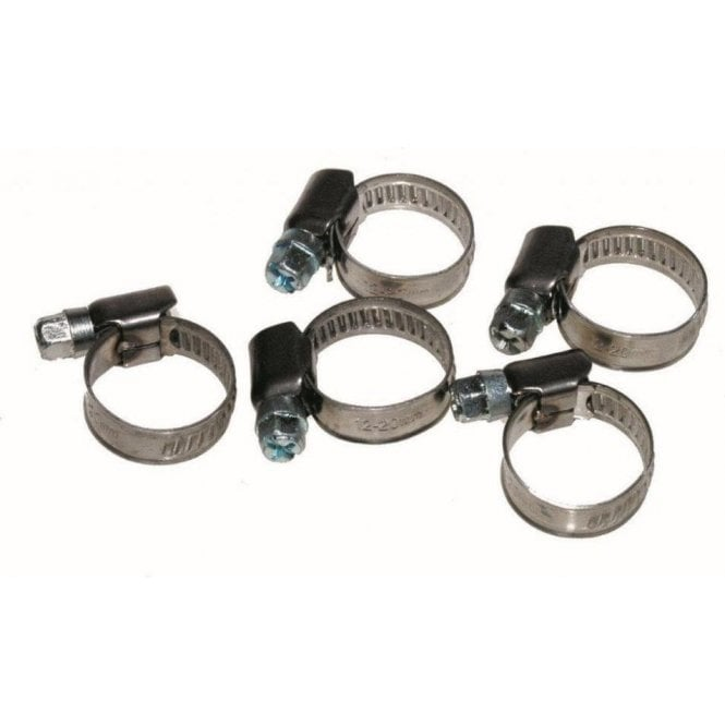 Hose Clip (Pack of 5) 16-25mm HC25