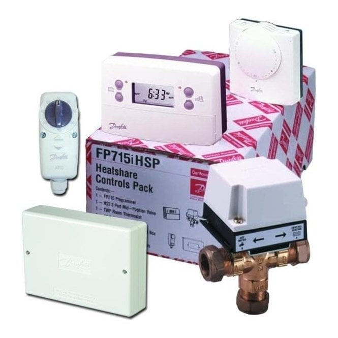 HSP22 Heatshare Pack with FP715Si Programmer