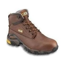 JCB 4x4 Hiker Boot Brown