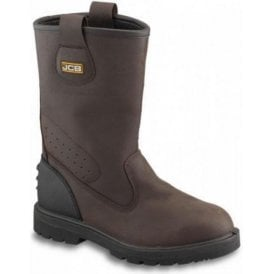 JCB Trakpro Rigger Boot S3 (Black or Brown)