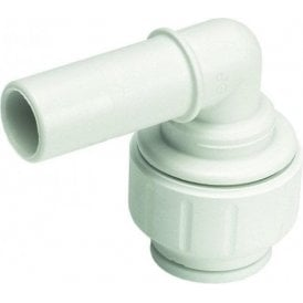 JG Speedfit PEM222222W Stem Elbow 22mm (Pack of 5)
