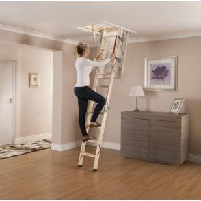 Keylite Loft Ladder - Various Sizes