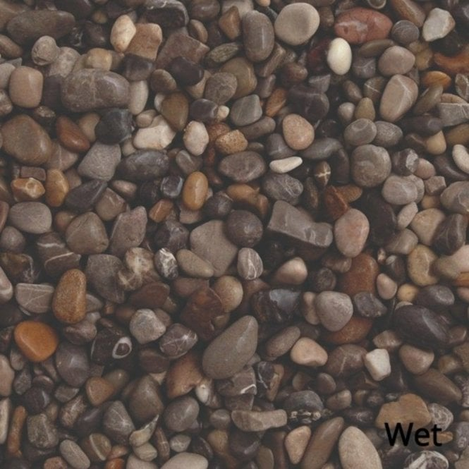 Long Rake Spar Dove Grey Pebbles 8-16mm 20kgs