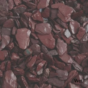 Long Rake Spar Welsh Slate Plum 20mm 20kgs