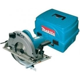 Makita 235mm 1550w Circular Saw with Carry Case 110V - 5903RK