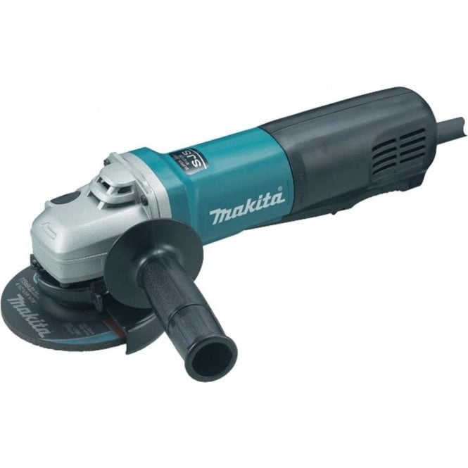 Makita 9564PZ Angle Grinder 115mm with Paddle 1100W 240V
