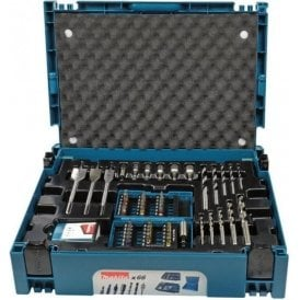 Makita B-43044 MAKPAK 66 Piece Drill and Bit Set