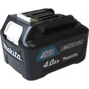Makita BL1040B 10.8v 4.0Ah Slide Li-Ion Battery