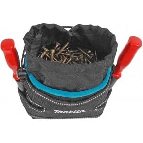 Makita Blue Collection Draw String Fixing Pouch P-71956