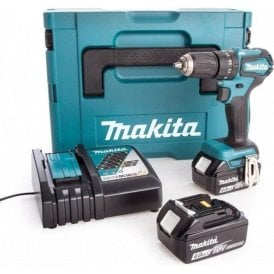 Makita DHP483RMJ 18V Brushless Combi Drill Kit