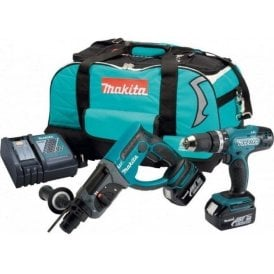 Makita DLX2025M Kit
