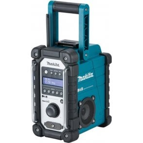 Makita DMR109 DAB FM Job Site Radio