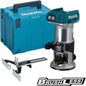 Makita DRT50ZJ 18V Brushless Router/Trimmer LXT