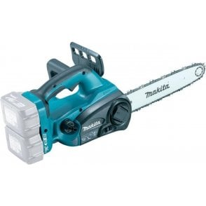 Makita DUC302Z Twin 18v Chainsaw 300mm LXT Body Only