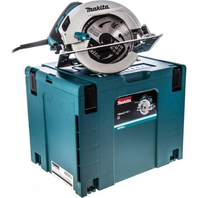 Makita HS7601J/2 190mm 1200w Circular Saw 240v