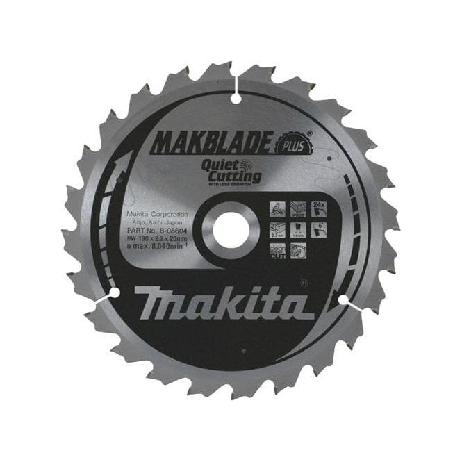 Makita Makblade Plus Stationary Saw Blade 260x30mm 70T B-08707