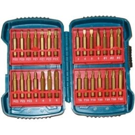 Makita P-51976 28 Piece 50mm Screwdriver Bit Set
