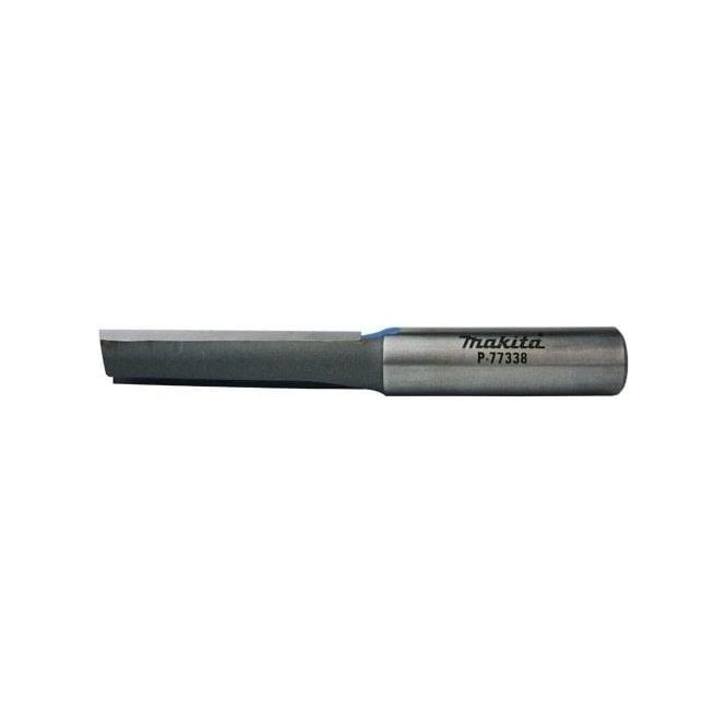 """Makita Pro Worker Straight Double Flute TCT Router Cutter 1/2"""" P-77338"""